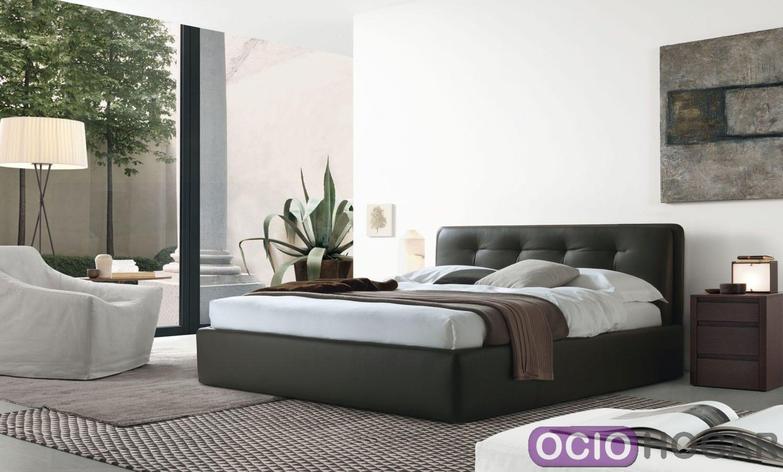 Comprar online camas de diseño tapizadas - OcioHogar.com