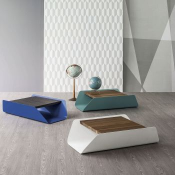 Mesa de centro Bend, el estilo y el buen gusto en tu salón