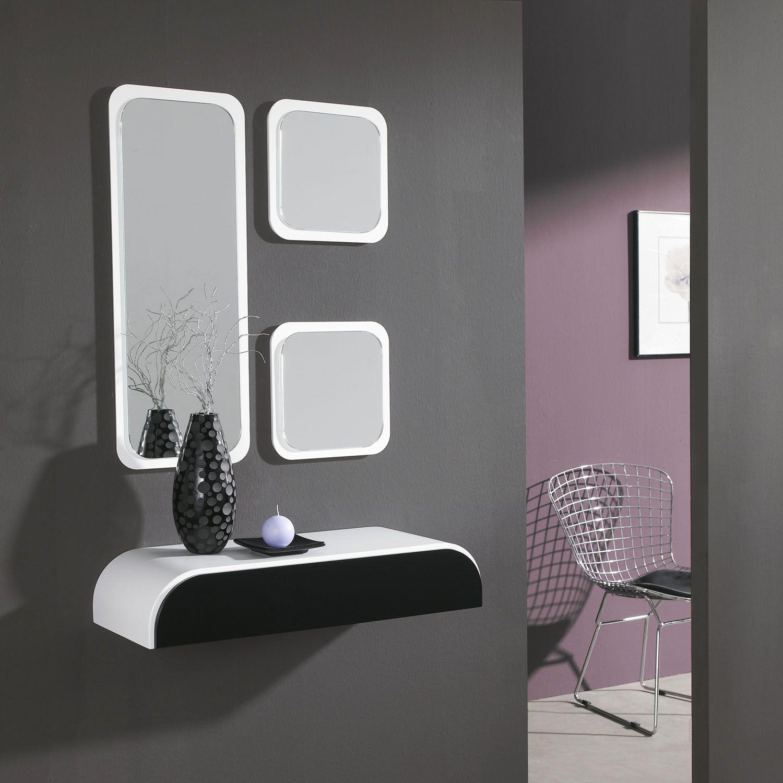Espejos De Diseno Marcas Exclusivas Ociohogarcom - Espejo-salon-moderno