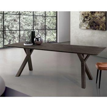 Tree, mesa robusta en madera que traemos del bosque a casa