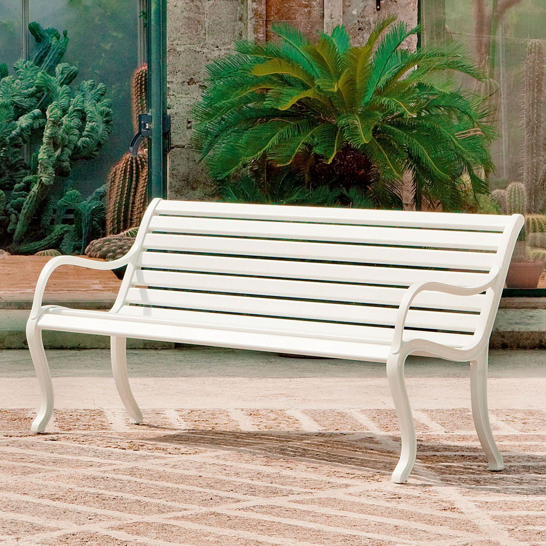 Oasi de fast bancos de aluminio para exterior - Bancos para exterior de jardin ...