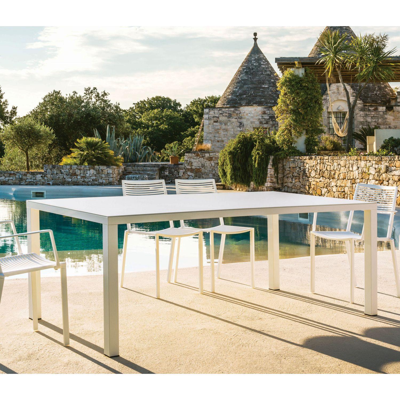 Easy de fast mesas para exterior for Comedor terraza easy