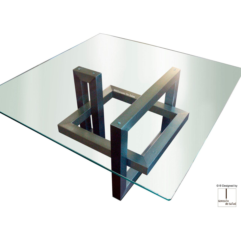 Comprar mesa alto dise o ios comedor de gonzalo de salas for Diseno de muebles metalicos pdf