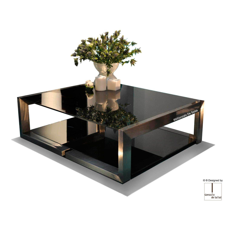Diseo de mesas de centro mesas laterales modernas mesa de for Mesas diseno italiano
