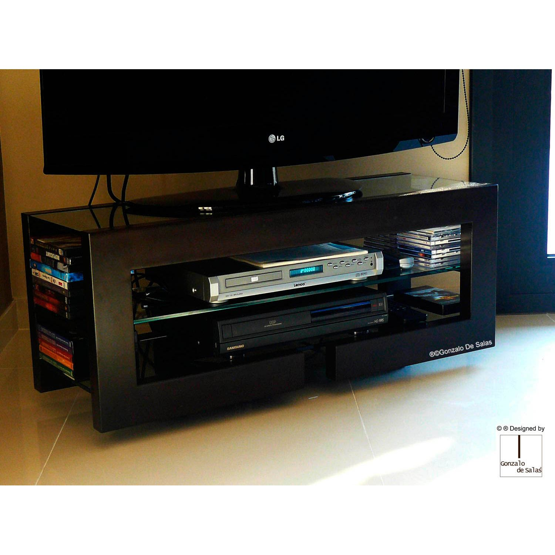 Comprar carro tv alto dise o dendra de gonzalo de salas online for Comprar muebles de diseno online