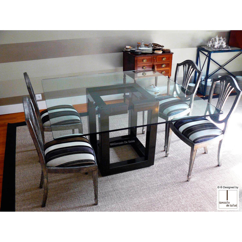 Comprar mesa alto dise o lakme de gonzalo de salas online for Mesas diseno online