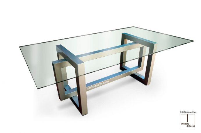 Comprar mesa Alto Diseño THASOS de Gonzalo de Salas online