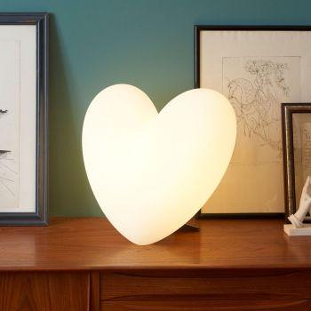 Lámpara de exterior diseño Love