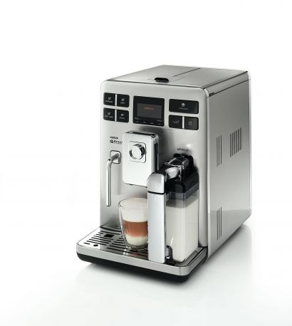 Cafetera Saeco Exprelia Full Stainless Steel
