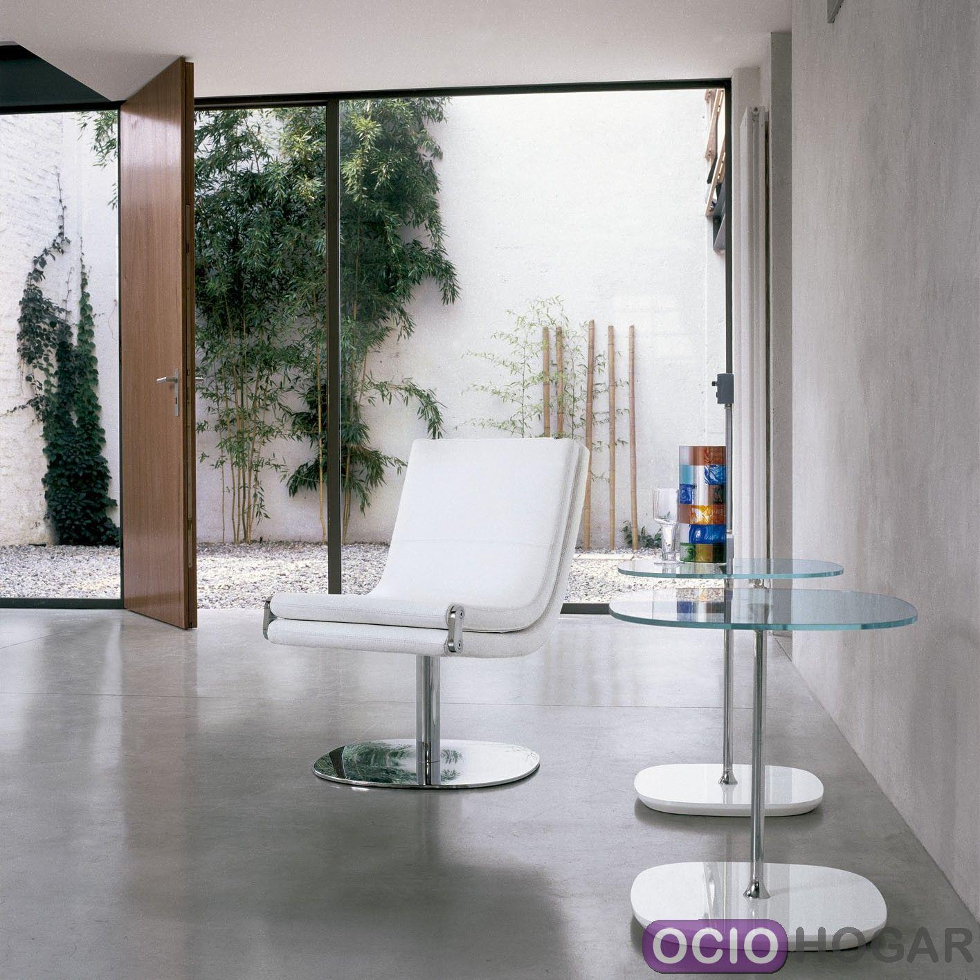 Comprar butaca chaise longue dragonfly de bonaldo piel natural o ecopiel online - Butaca chaise longue ...