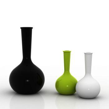 Florero Chemistubes Flask
