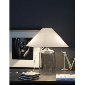 Lámpara de cristal Alega