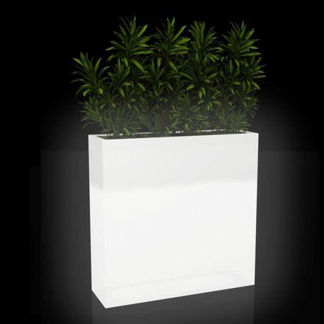 Comprar maceta iluminada wall de vondom online - Macetas con luz ...