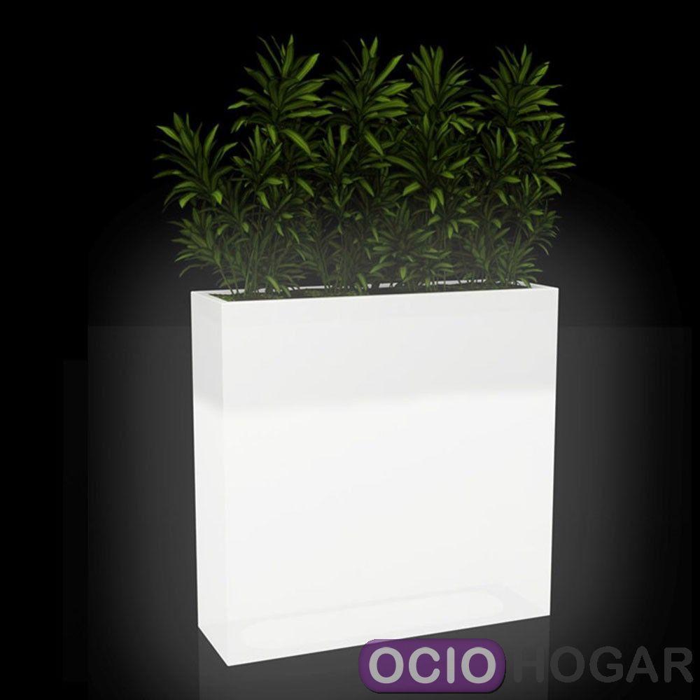 Comprar maceta iluminada wall de vondom online - Macetas con luz baratas ...