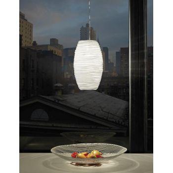 Lámpara de cristal Damasco colgante