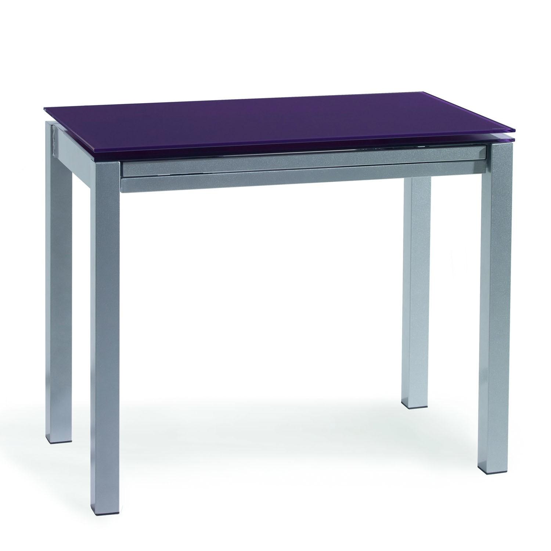 Bonito mesas de cocina peque as extensibles galer a de for Mesa cocina moderna