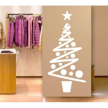 Vinilo árbol de navidad Navitree 2