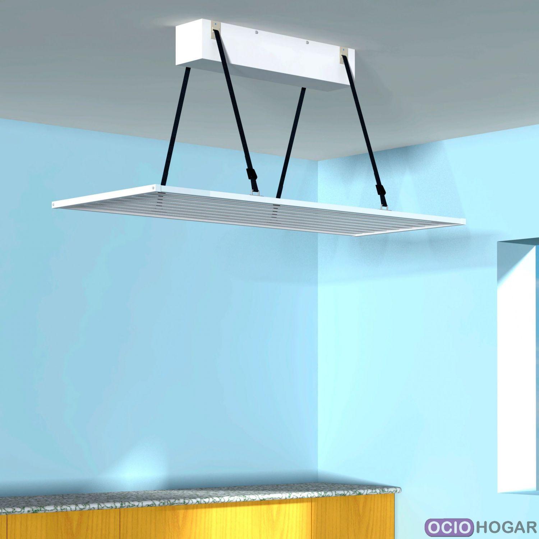 Tendedero de techo motorizado Tendermatic - OcioHogar.com