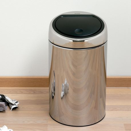 Papelera Touch Bin 20L Office Brabantia