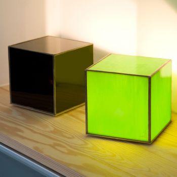 Lámpara de mesa Doscubos DO01G