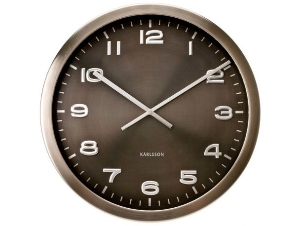 Reloj de pared maxie de present time relojes modernos - Relojes de pared modernos ...