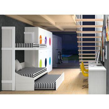 Dormitorio juvenil Nautilus