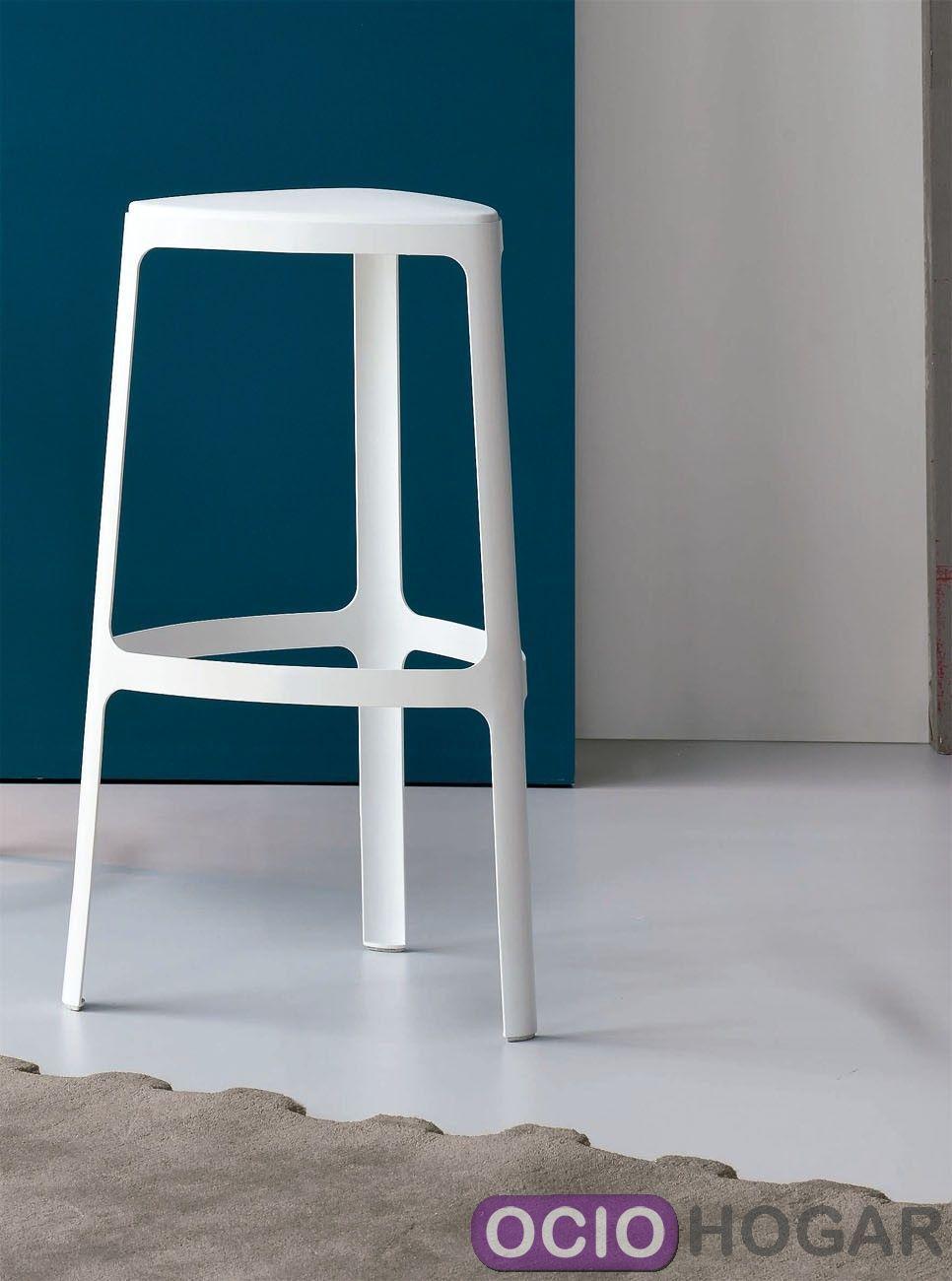 Muebles De Hosteleria : Taburete alto clip de bonaldo muebles diseño en