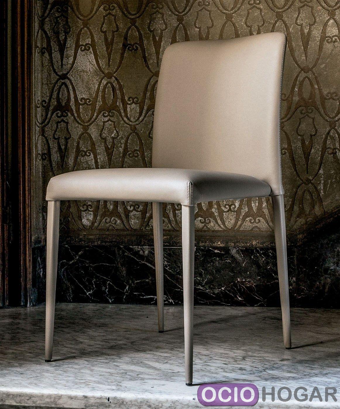 Deli de bonaldo sillas de piel sillas de dise o en for Sillas de piel modernas