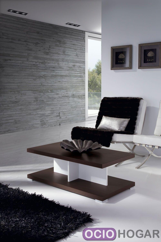 Mesa de centro kloop de dissery mesas de dise o en for Mesas de centro de diseno de cristal