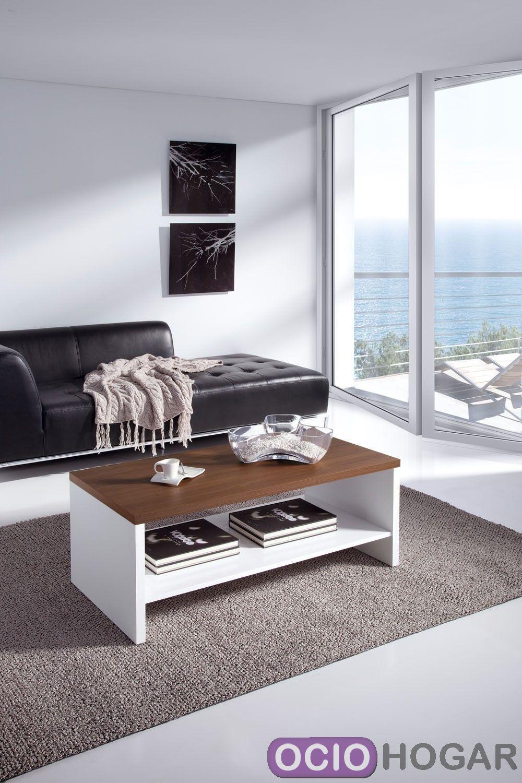 Mesa de centro elevable Sicilia de Dissery - Muebles OcioHogar.com