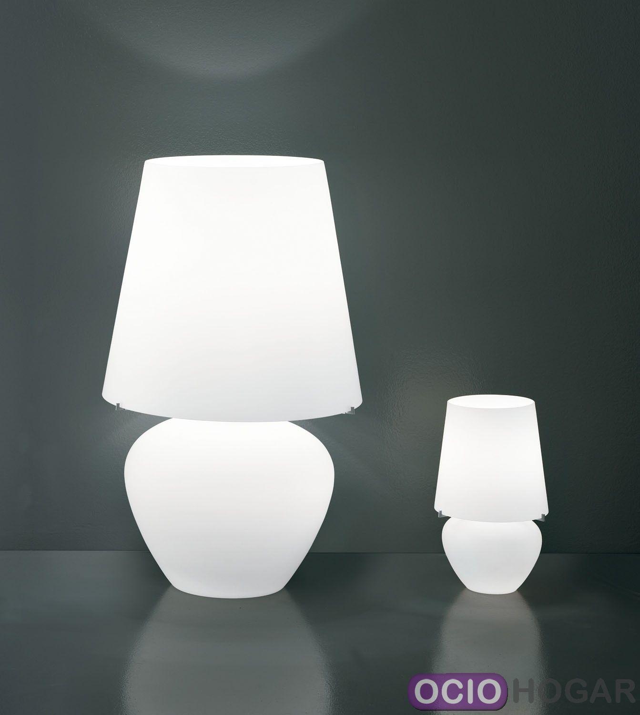 lmpara de mesa naxos - Lamparas De Mesilla De Noche
