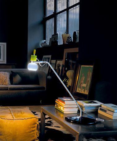Lámpara de mesa Vega de Vistosi. Multicolor 1