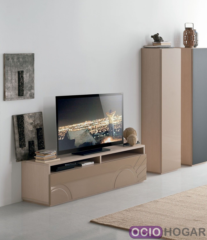 Muebles Y Mesas De Televisi N De Dise O Ociohogar Com # Muebles Sencillos Para Tv